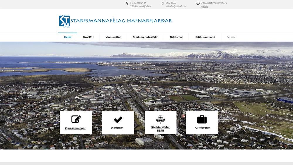 Starfsmannafélag Hafnarfjarðar