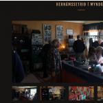 Vefhönnun og vefsíðugerð Hernámssetrið