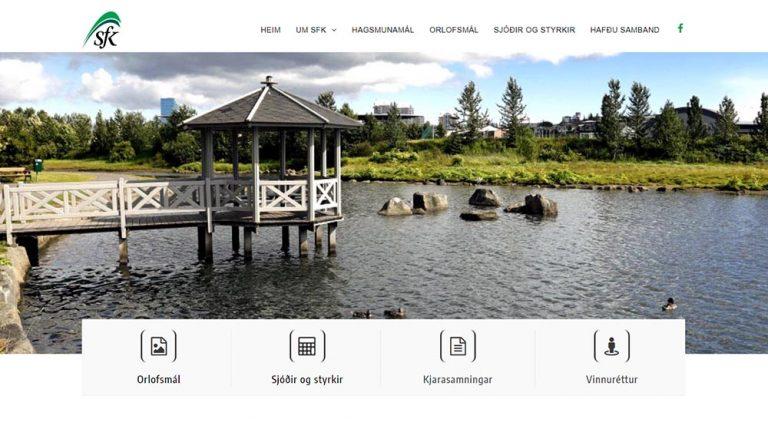 Vefhönnun og vefsíðugerð StKop